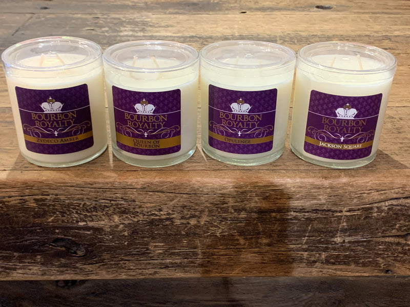 Bourbon Royalty Candles