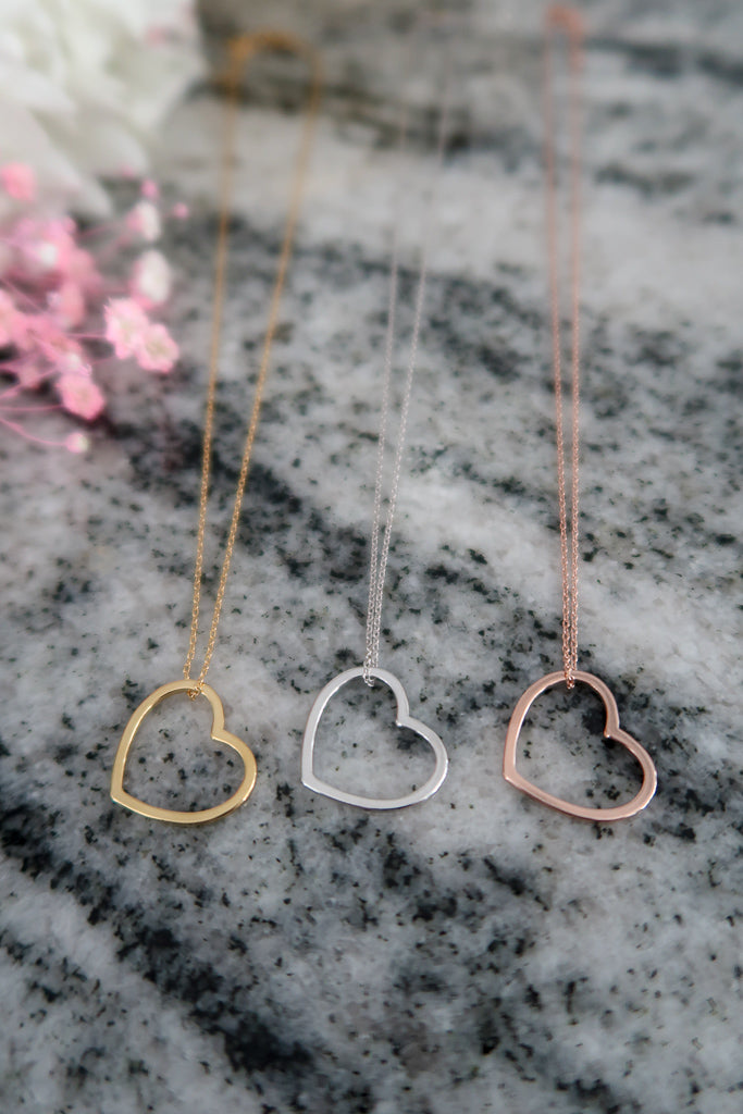 Love Always Heart Necklace