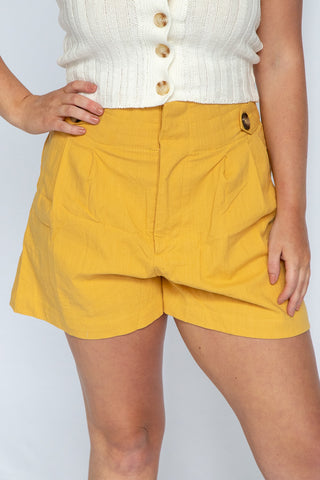 Star is Born Denim Shorts