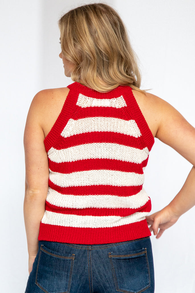 Candy Stripes Tank