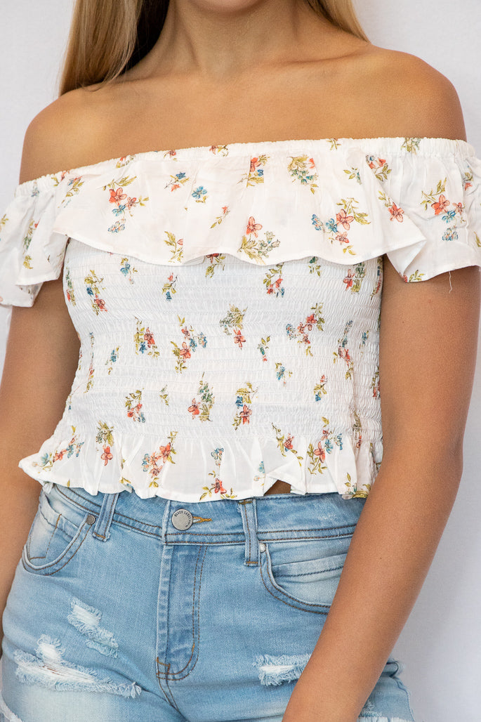 Days of Summer Crop Top