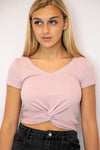 Summer Dreams Pink Tube Top