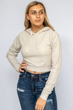 Over the Moon Drawstring Hoodie