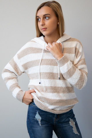 Love So Soft Striped Sweater