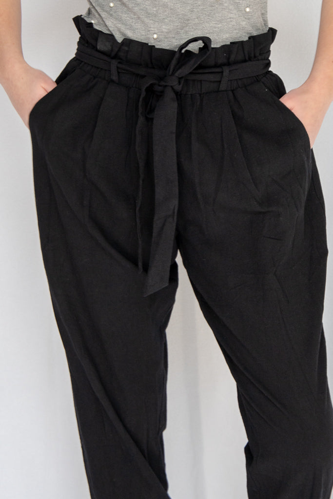 Blank Space Tie Pants