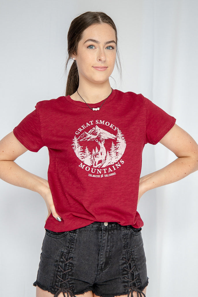 Smoky Mountains Graphic Tee