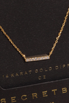 Weekend Bliss Necklace Gold
