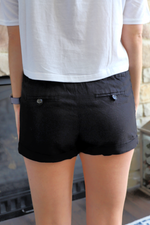 Stir Things Up Black Shorts