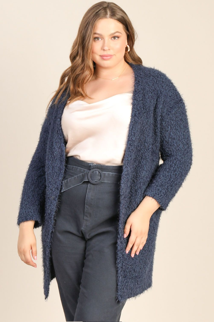 Get it Together Cardigan ~ Plus Size