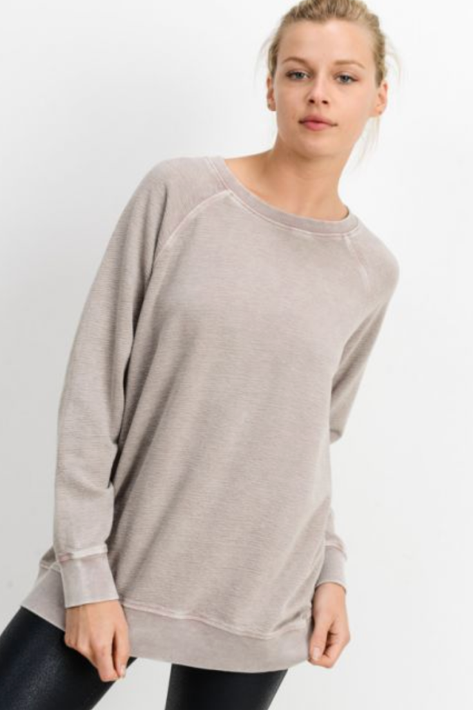 Love to Lounge Oversized Crewneck