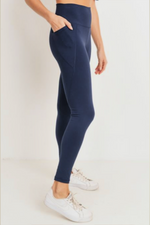 No Doubt Navy Leggings