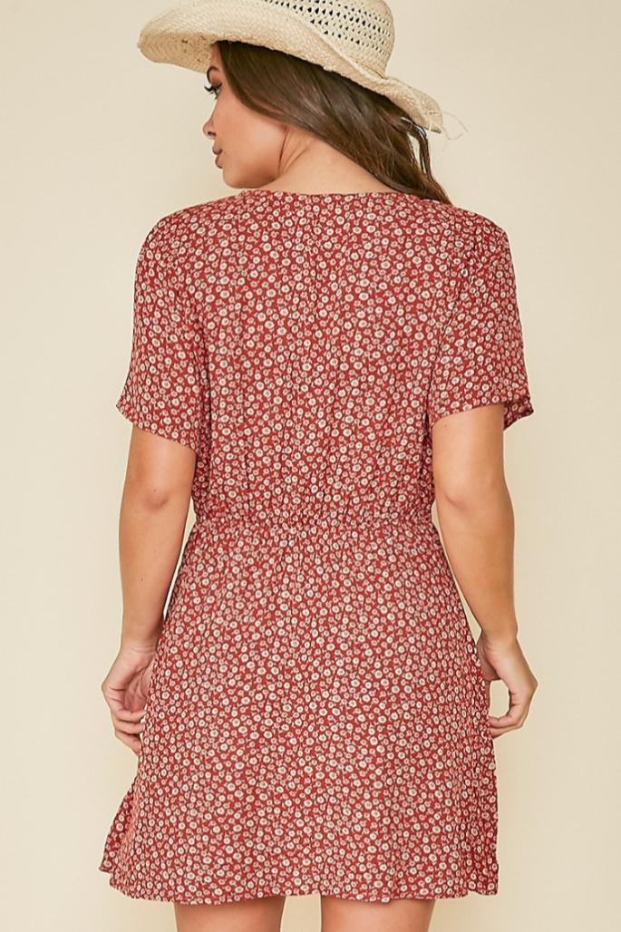 Blooming Love Floral Dress