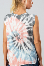True Colors Tie Dye Top