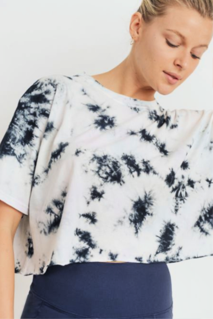 Chasing Waterfalls Tie Dye Top