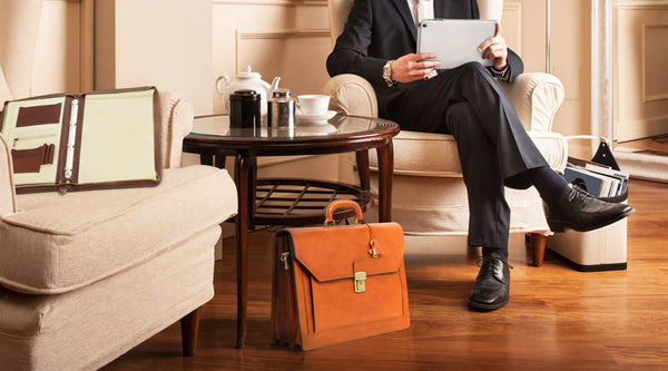 8 tips for choosing a quality leather briefcase