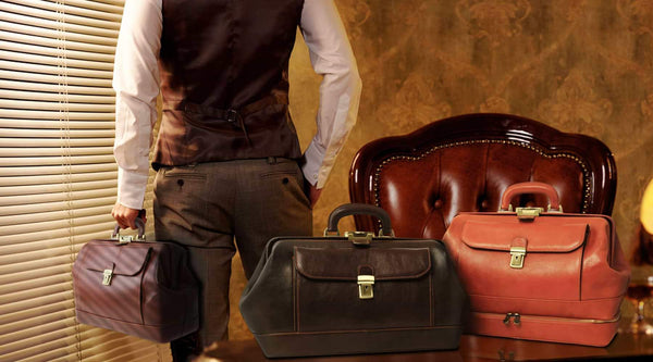 The perfect doctor bags made in Italy
