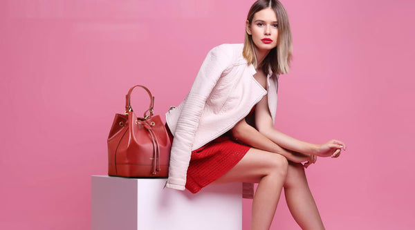 Fall in love with a Tuscany Leather bag