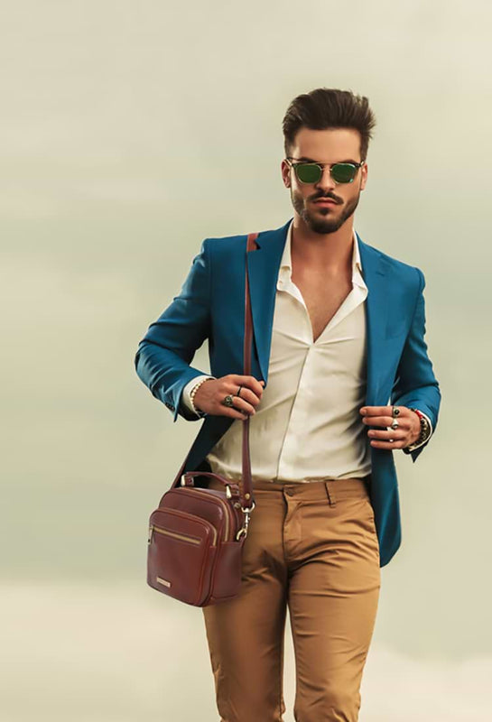 Tuscany Leather Men Bags