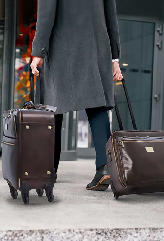 Tuscany Leather Travel Luggage