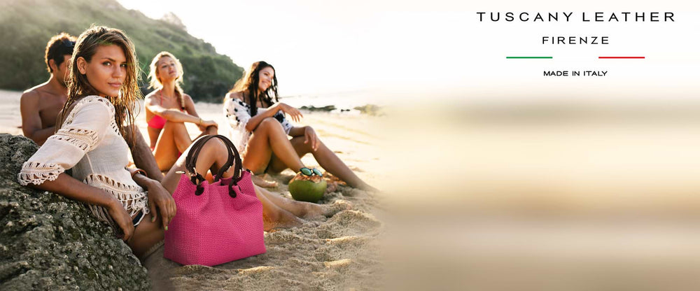 Tuscany Leather summer Collection