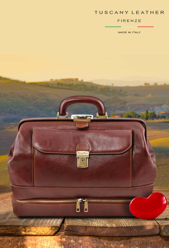 Leather Doctor Bags Tuscany Leather