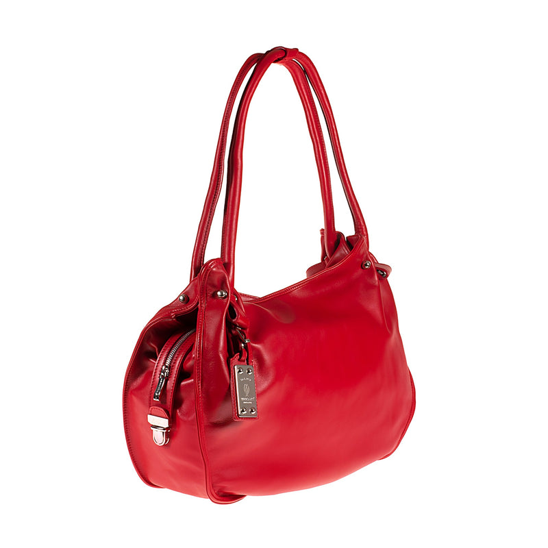 Elegant Purse three compartment TS3103 Women Bags Tuscans
