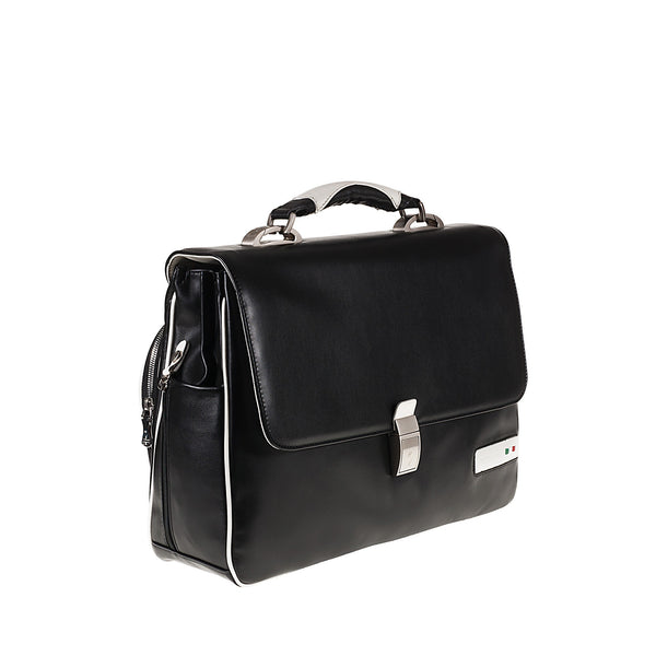 Professional Bag real leather multifunctional compartments Gomeisa TS20009 Business Tuscans