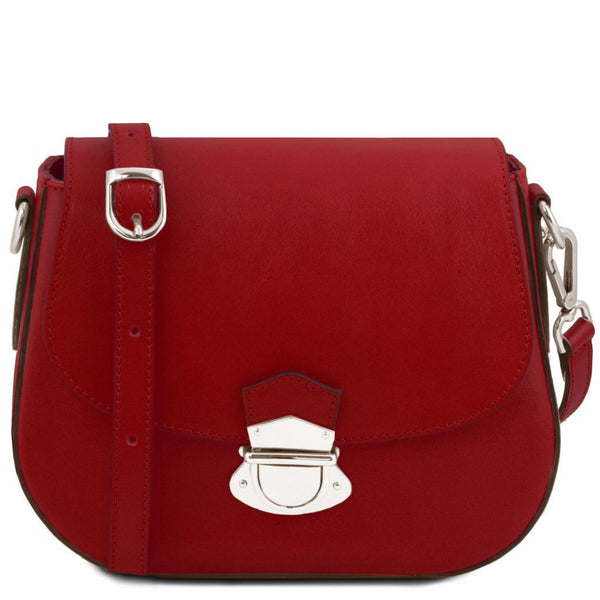 TL Neoclassic - Leather shoulder bag TL141517 Women Bags Tuscany Leather