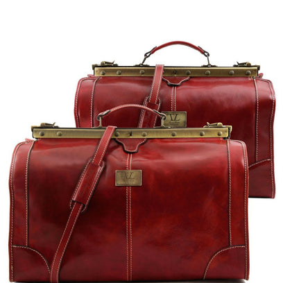 Madrid - Travel set Gladstone bags TL1070 Tuscany Leather - getanybag.com