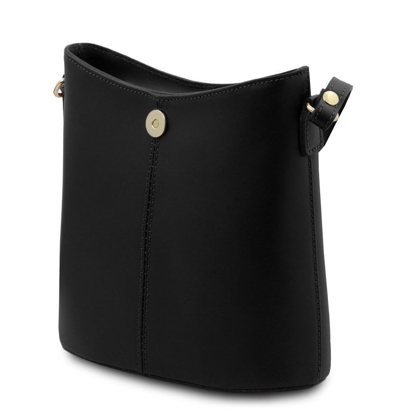 Teti - Leather shoulder bag TL141901 Women Bags Tuscany Leather