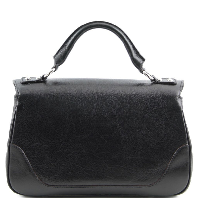TL NeoClassic - Lady leather duffel bag TL141227 Women Bags Tuscany Leather