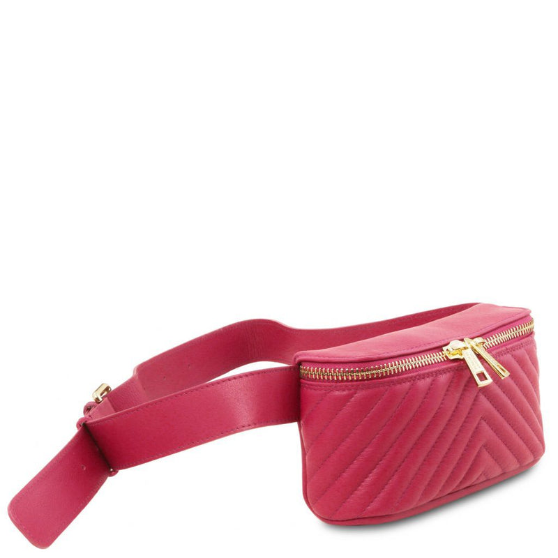 TL Bag - Soft leather fanny pack TL141741 Women Bags Tuscany Leather