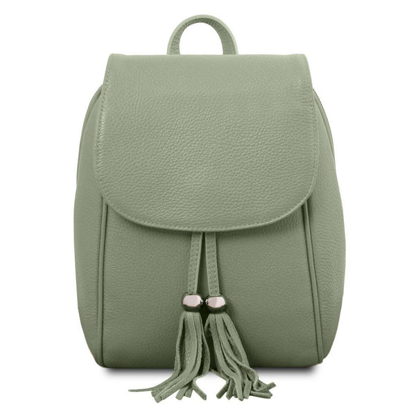 TL Bag - Soft leather backpack TL141905 - getanybag.com