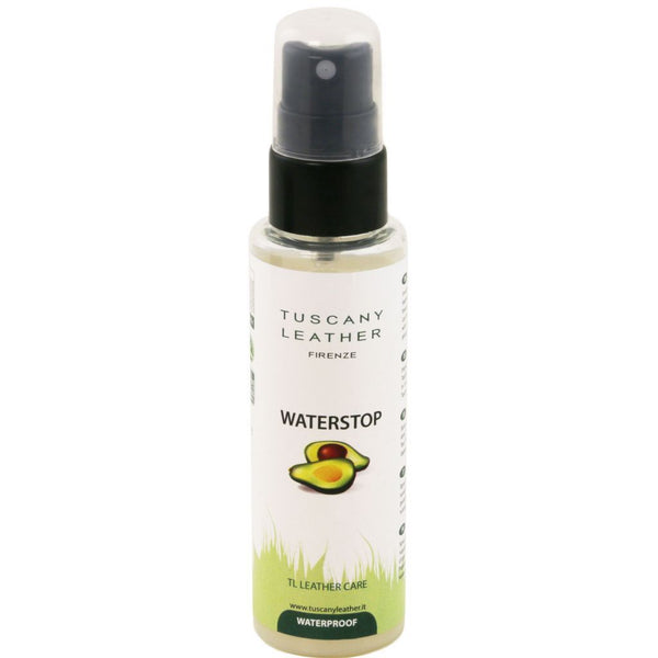 WATERSTOP Leather waterproofing spray TL141306 Tuscany Leather - getanybag.com