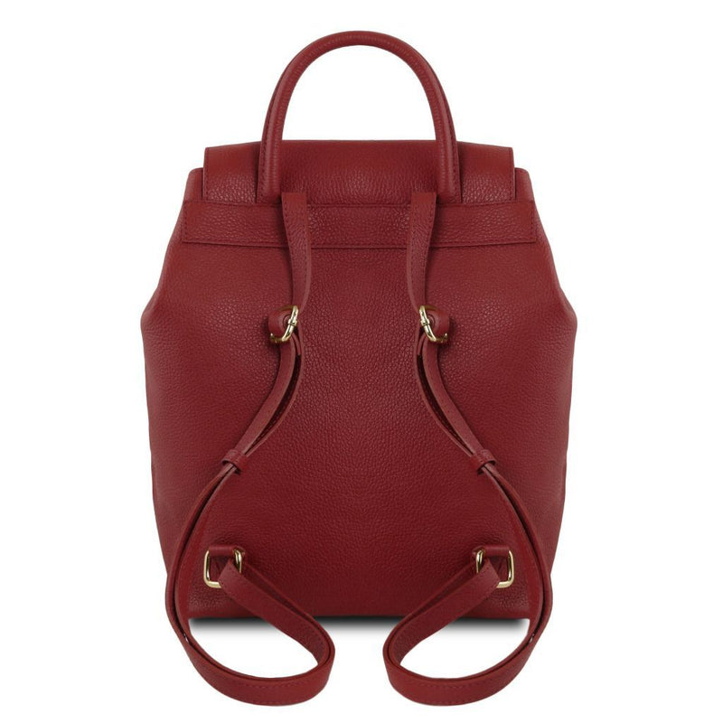 TL Bag - Soft leather backpack for women TL141706 Women Bags Tuscany Leather