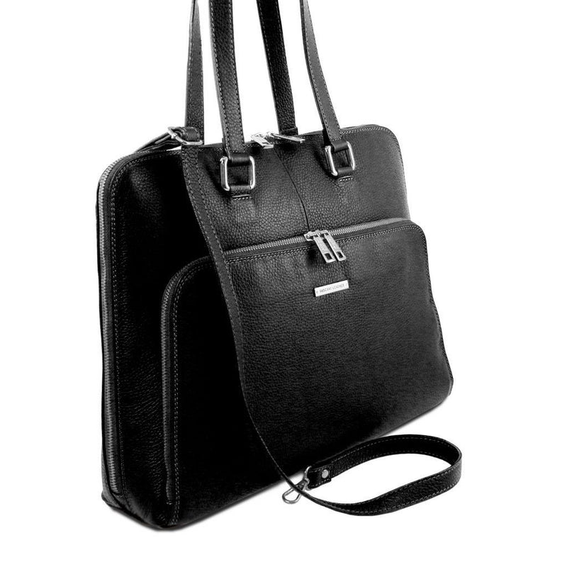 Lucca - TL SMART business bag in soft leather for women TL141630 Business Tuscany Leather