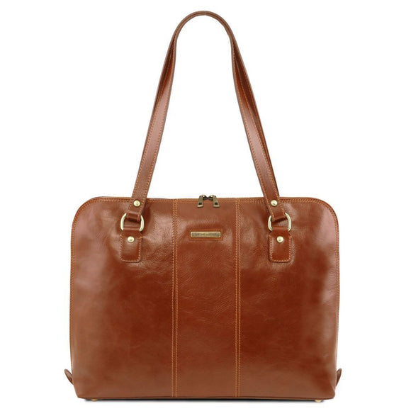 Ravenna - Exclusive lady business bag TL141795 Business Tuscany Leather