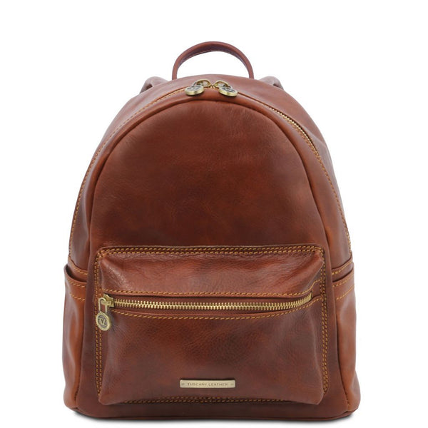Sydney leather backpack TL141979 Women Bags Tuscany Leather