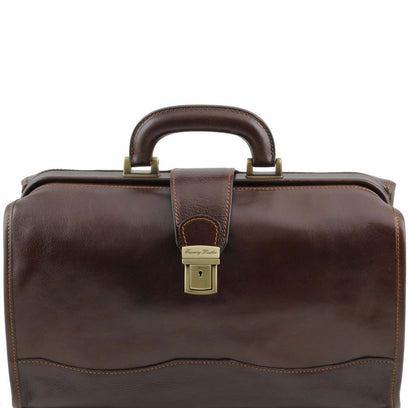 Raffaello - Doctor leather bag TL10077 Tuscany Leather - getanybag.com