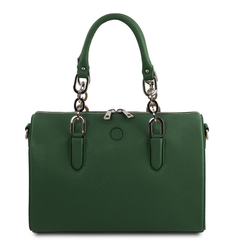 Narciso - Leather duffle bag TL141875 Women Bags Tuscany Leather