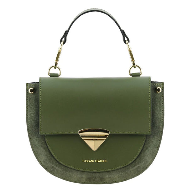 Talia - Leather handbag TL141882 Women Bags Tuscany Leather