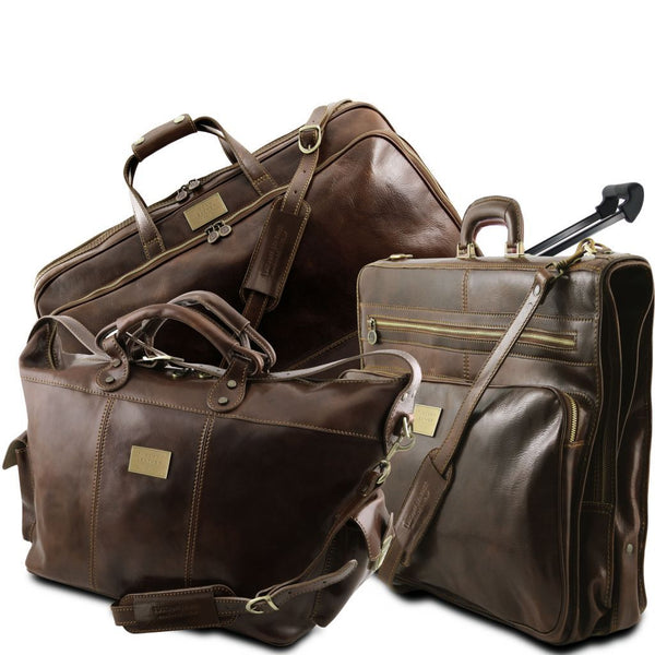 Luxurious - Travel set TL141078 Luggage Tuscany Leather
