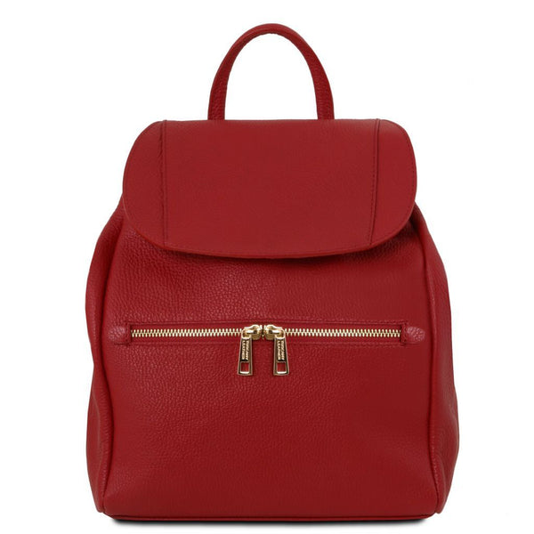 TL Bag - Soft leather backpack for women TL141697 - getanybag.com