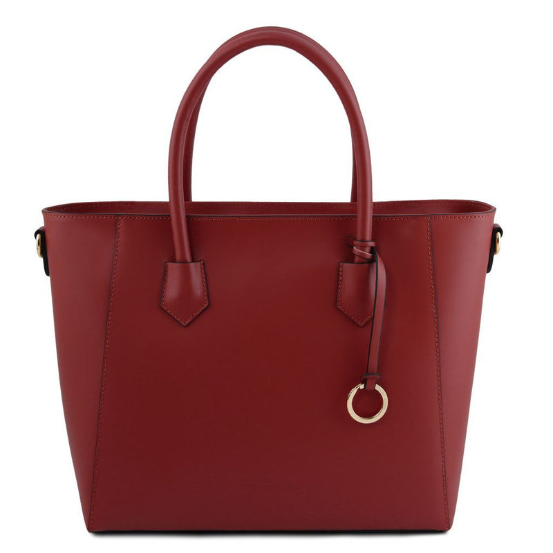Aria - Leather tote TL141823 Women Bags Tuscany Leather