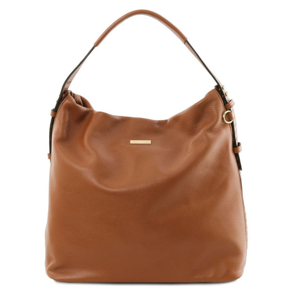 TL Bag - Soft leather hobo bag TL141884 Women Bags Tuscany Leather