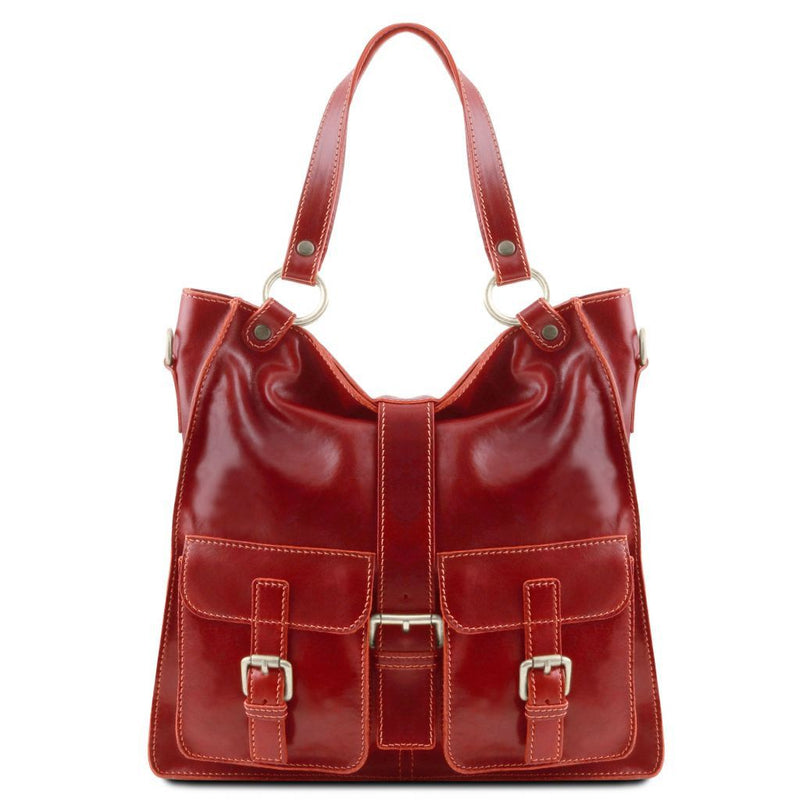 Melissa - Lady leather bag TL140928 Women Bags Tuscany Leather