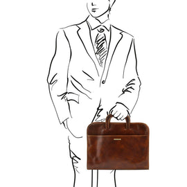 Sorrento - Document Leather briefcase TL141022 - Getanybag
