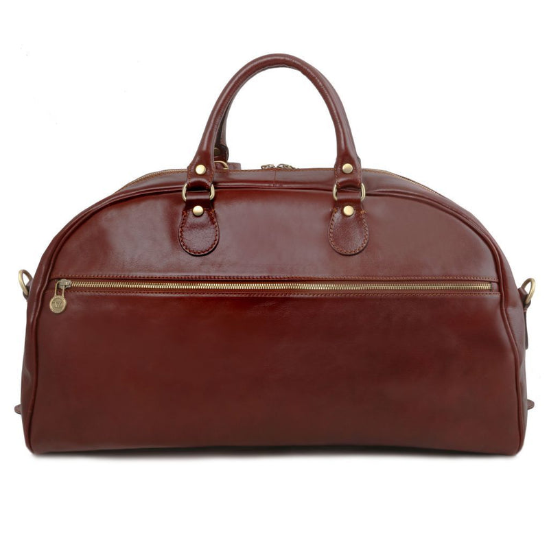 TL Voyager - Leather travel bag - Large size TL141422 - getanybag.com