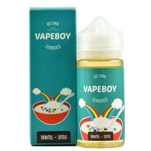 Vapeboy Classics eJuice - Frootholios