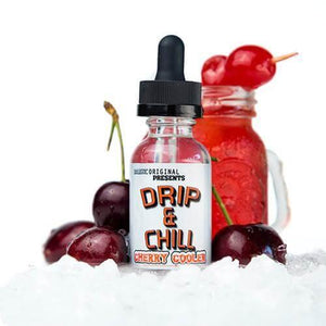 Drip & Chill by Ballistic Vape - Cherry Cooler